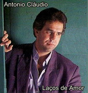 Antonio Claudio - La�os de Amor - Playback