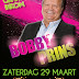 Zaterdag 29 Maart Live Optreden van Bobby Prins in Den Bierpot te Beerse