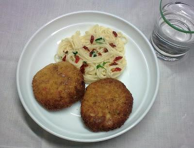 Hamburguesa de Tofu Basica