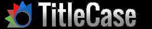 Titlecase blog