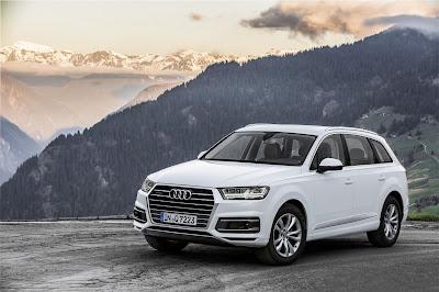Το νέο Audi Q7 στην Ελλάδα