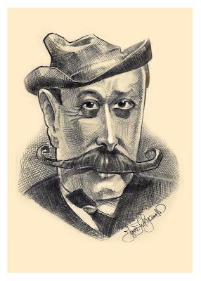 Ion Luca Caragiale, caricature 1