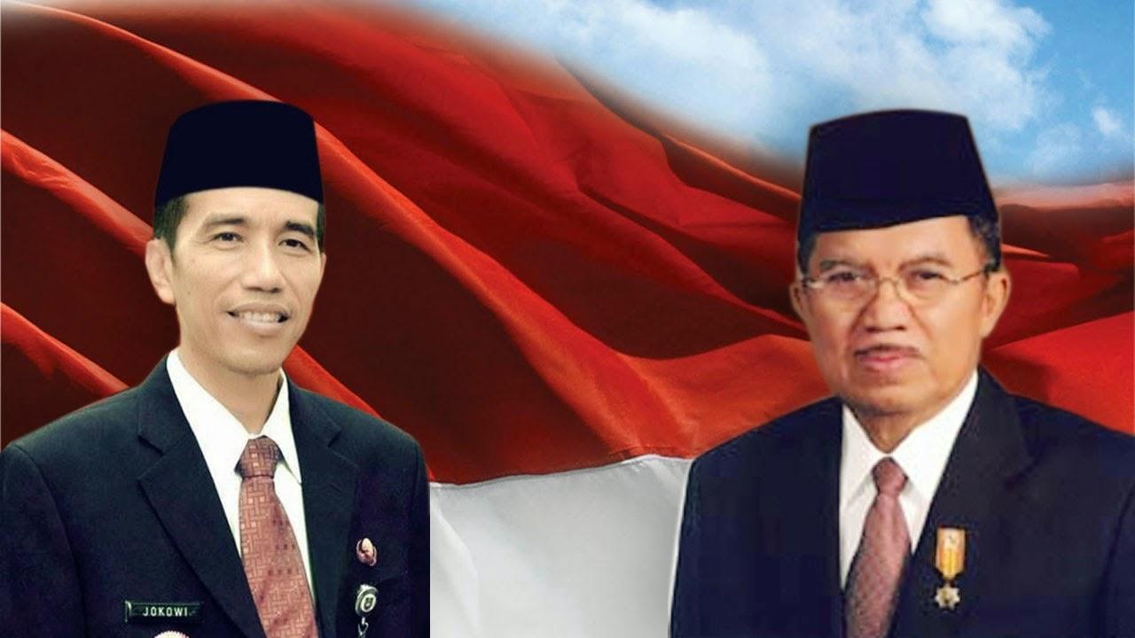 Real Count KPU: Jokowi-Jk peroleh 53,15%, Pemenang Pilpres 2014