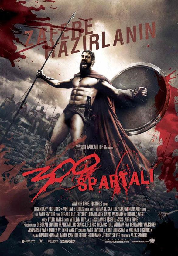 300 Spartalı (2006) 1080p Film indir