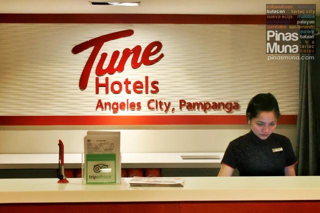 Tune Hotel Angeles City