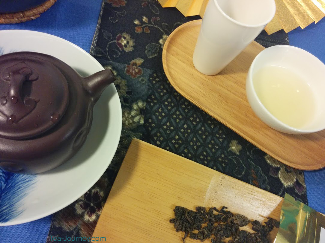 Taiwanese Oolongs have a special place in my heart as they are one of the first teas I tried when I begun my Tea Journey.  So in dedication to the leaf and Taiwanese teas, we are going to look at 5 different Oolongs throughout September. Our fifth tea is Tie Kwan Yin Oolong.