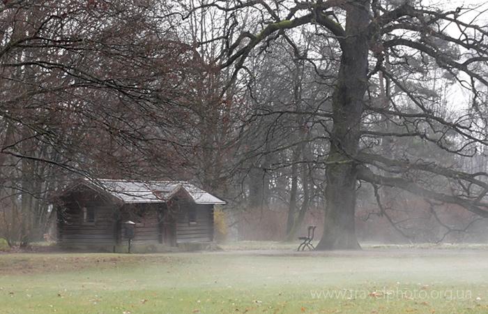 Фотографии туман