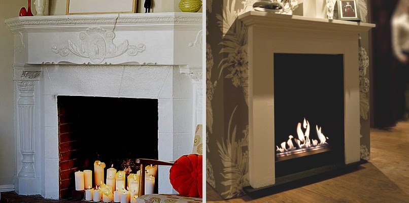 Gel Fireplaces Bio Fires Official Company Blog Candles In A Fireplace Versus Bio Ethanol