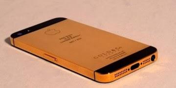 Ada Kandungan Emas Di Setiap Smartphone