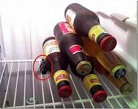 Πώς μπορούμε να στερεώνουμε μπύρες στο ψυγείο πολύ εύκολα;