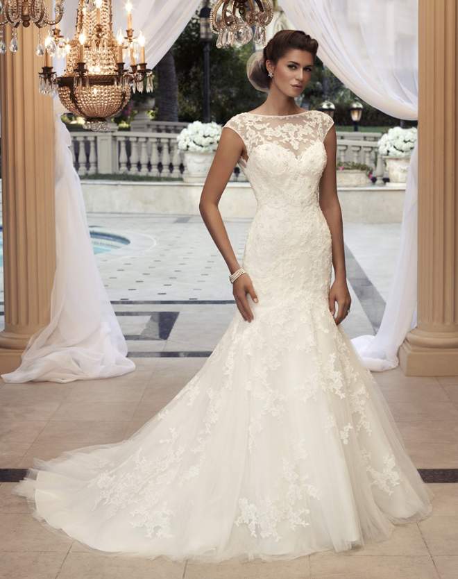 casablanca bridal spring 2013 my dress of the week