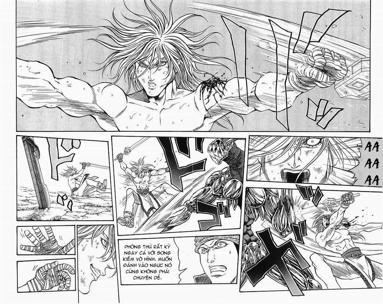 Vua Trên Biển – Coco Full Ahead chap 207 Trang 9 - Mangak.info