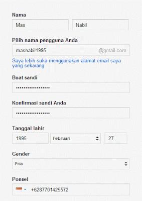 cara membuat email di mail google
