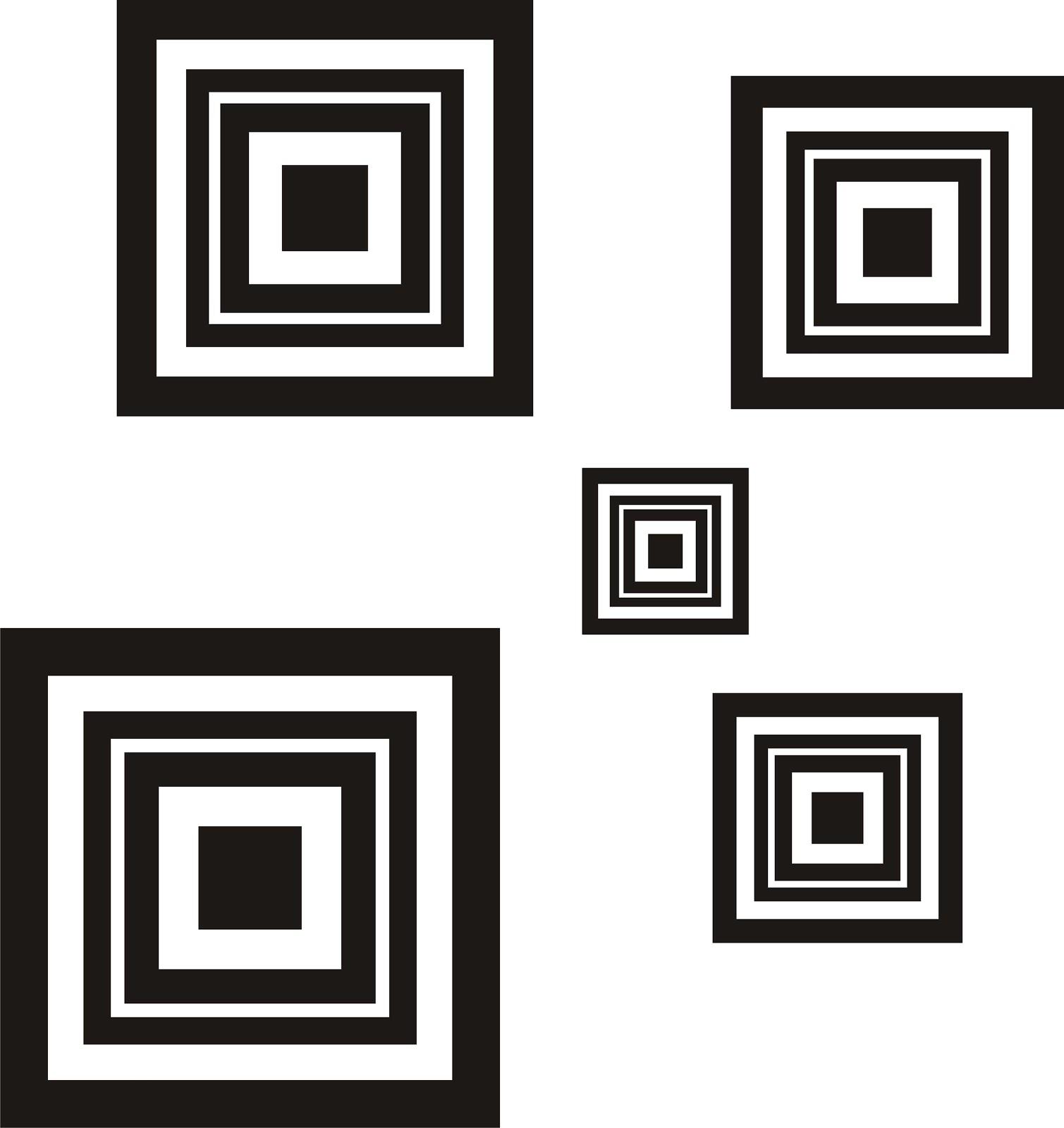 Dzaxvinilos el blog del vinilo circulos y cuadrados for Plafones cuadrados de pared
