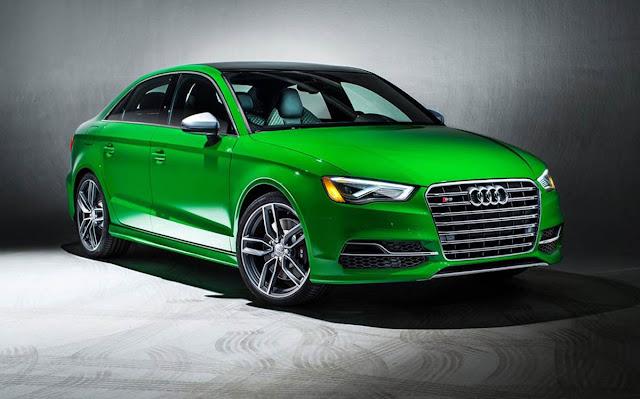 Audi S3 Verde Viper