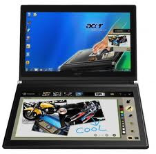 new Acer Iconia-6120 Touchbook Review and Specs 2011