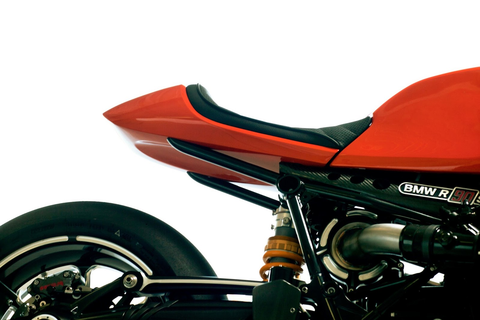 BMW CONCEPT NINETY MOTORCYCLE | BMW Concept 90 Motorcycle Images Below (BMW Concept Ninety Price TBA) Part celebration of BMW 90-year motorcycle legacy, Homage to the classic BMW R 90 S, the BMW Concept 90 Motorcycle