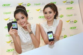spesifikasi Acer Liquid Z3