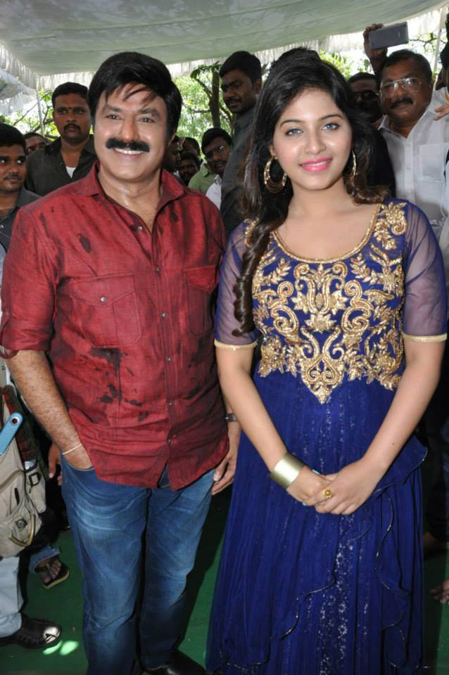 Dictator Movie Opening Hd Stills | Muhurtham Photos | Balakrishna 99th film | Anjali