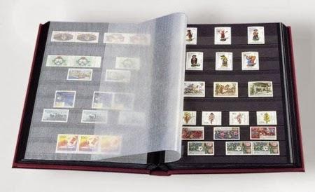 Как сделать альбом для марок своими руками