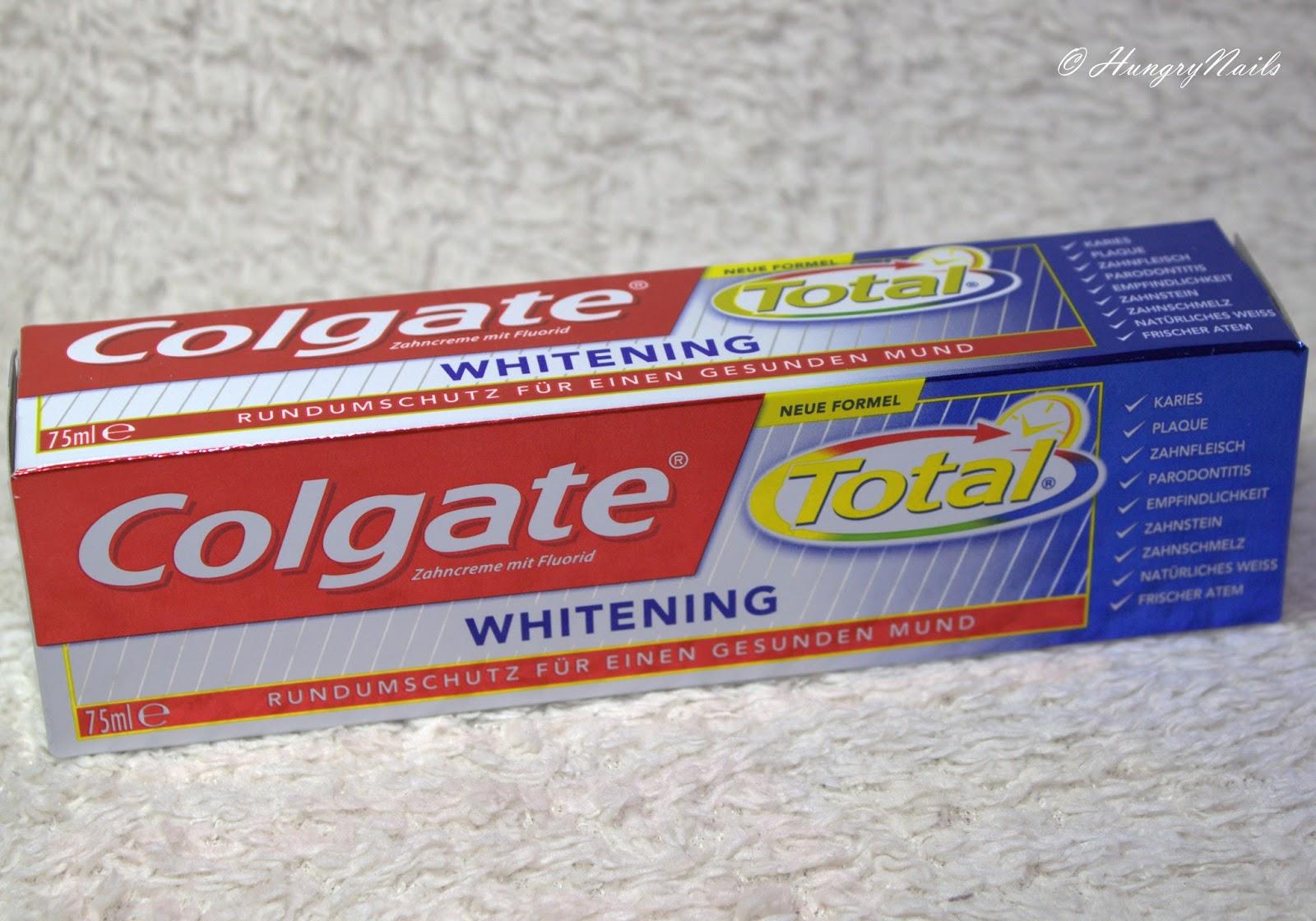 Colgate-Total-Whitening-Zahncreme
