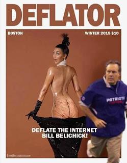 Deflator. Deflate the internet bill belichick