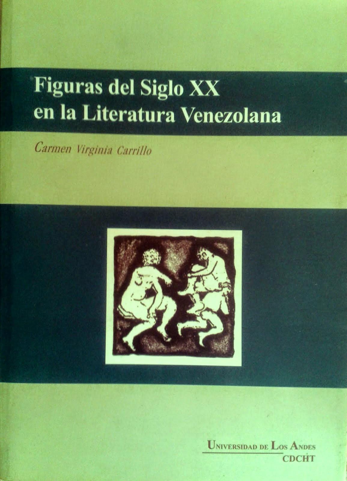Libro de ensayos sobre literatura venezolana