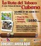 La ruta del Tabaco Cubano
