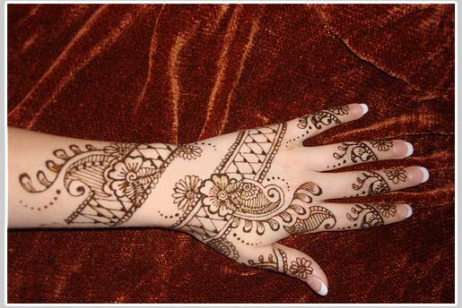 Mehndi Designs Latest Images : Latest mehndi designs with pictures styles at life