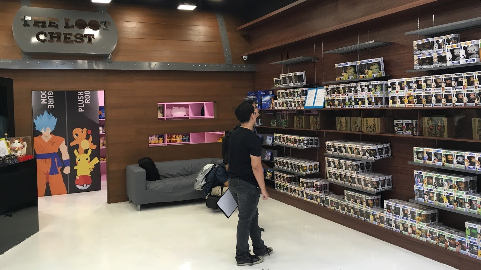the best attitude 3014c cf5e6 There s a new mall in Subang Jaya that was just launched on the 8th January  2016 called Da Men, located right behind The Summit USJ. It s pretty big and  ...