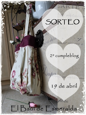 SORTEO PARA EL 19 DE ABRIL
