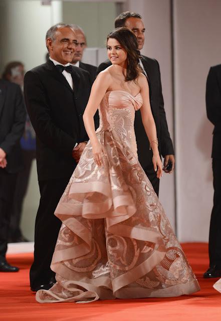 Selena Gomez Venice Film Festivalinde