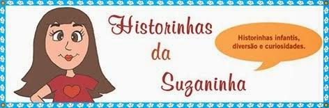 CLIQUE NA IMAGEM E LEIA HISTÓRIAS MUITO ENGRAÇADAS DA SUZANINHA!