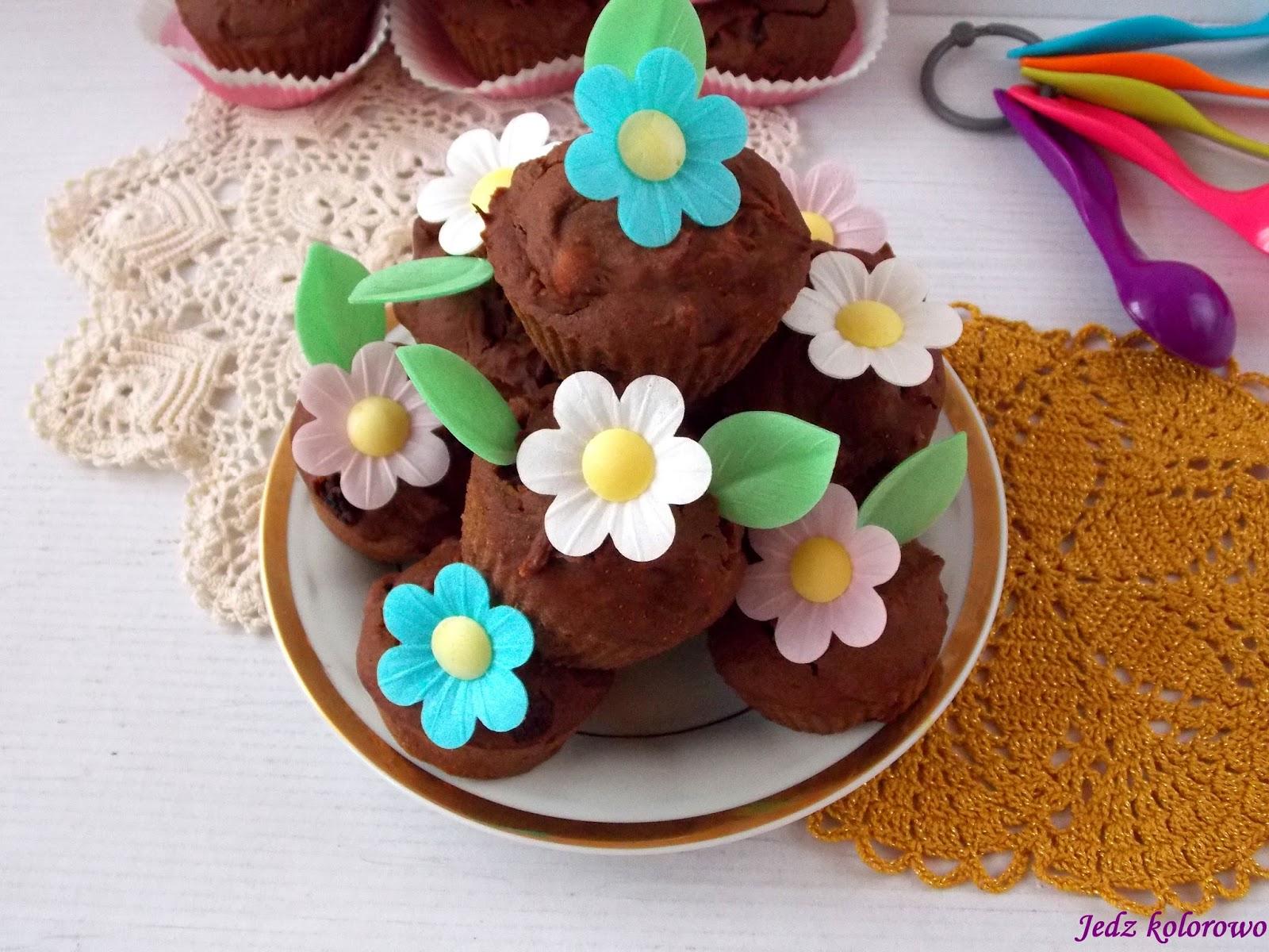 bezglutenowe muffinki