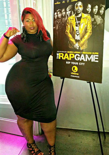 The Rap Game Premiere