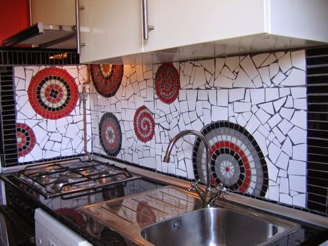 Blog de reformas 3 0 cocinas con mosaicos for Disenos para mosaicos