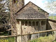 L'absis de Sant Esteve de Tavèrnoles. Autor: Ricard Badia