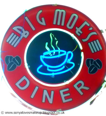 Big Moe's Diner, 50s, American Diner,