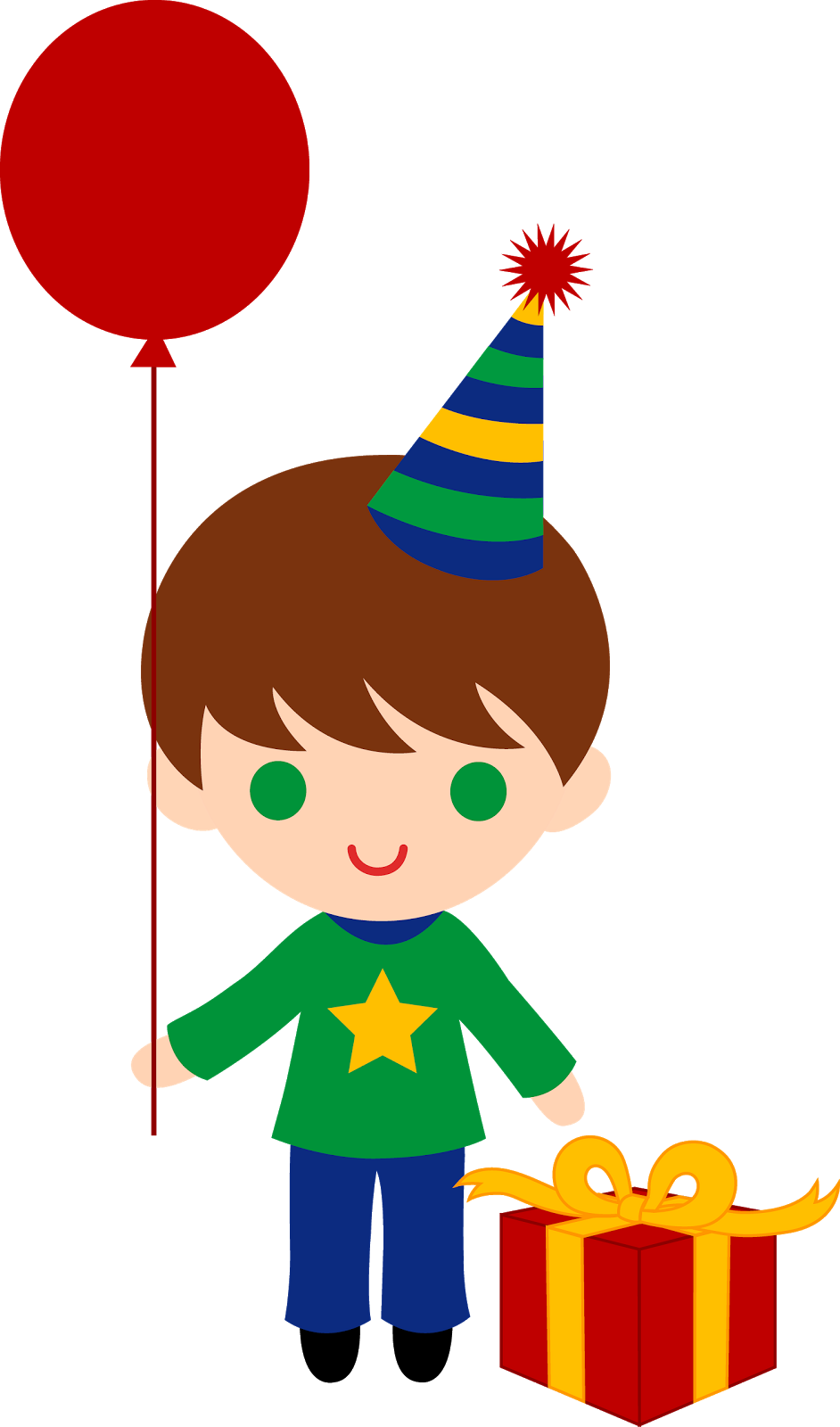 Animated happy new year clipart