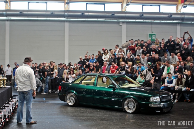 TOP 16 EUROPEAN TUNING SHOWDOWN 2013