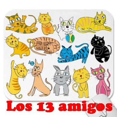 Los 13 Amigos