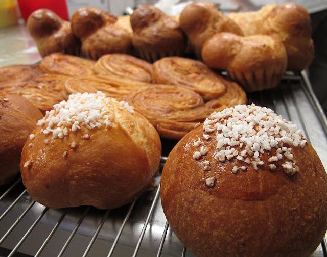 Pâtisserie Christian Cottard - Antibes - Viennoiseries