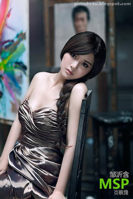 3 Zou Yi MSP Star program with Painted Skin-very cute asian girl-girlcute4u.blogspot.com