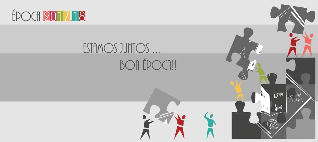 Voleibol Associação Académica de S. Mamede