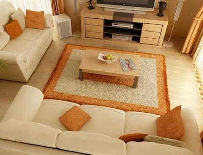 Model Karpet Rumah Minimalis