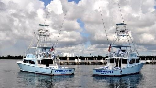 Capt stan 39 s deep sea chronicles hop aboard the therapy for Deep sea fishing miami