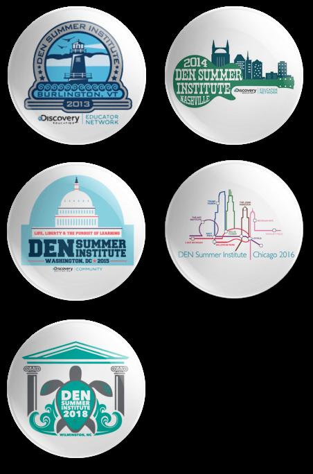 DENSI: 2013, 2014, 2015, 2016, 2018