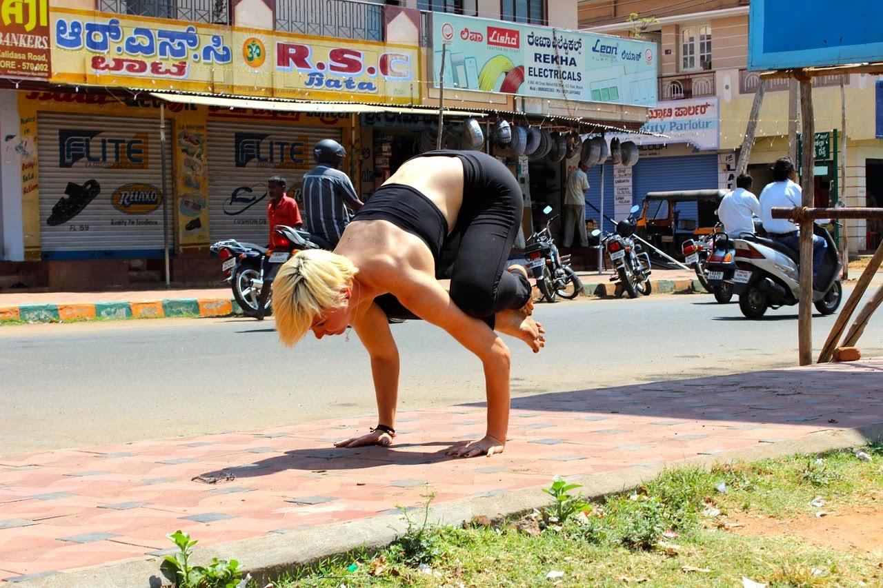 pozycja joga yoga