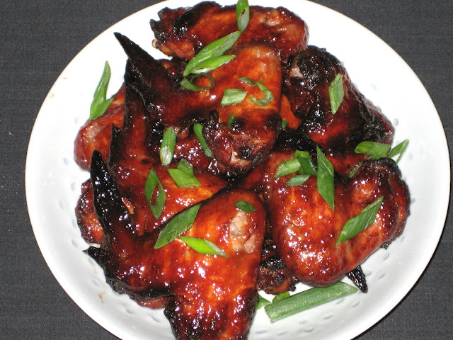 how to make oven roasted chicken wings