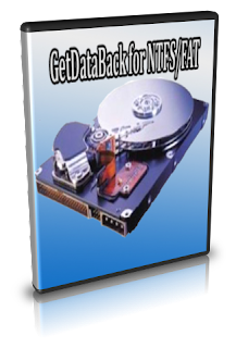 Get Data Back 3.03 For NTFS / FAT